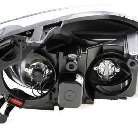 1EG 270 370-311 Headlight HELLA original quality