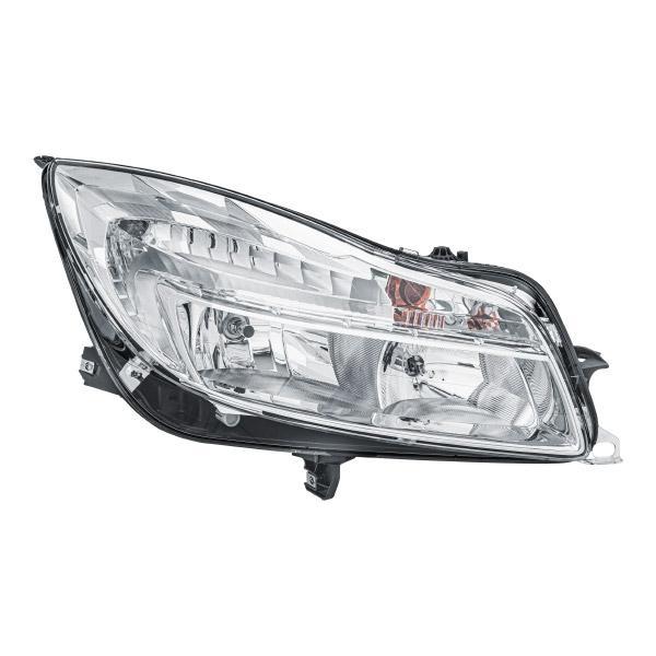 HELLA: Original Kfz-Elektroniksysteme 1EJ 009 630-321 (Links-/Rechtsverkehr: für Rechtsverkehr, Fahrzeugausstattung: für Fahrzeuge ohne Xenon-Licht)