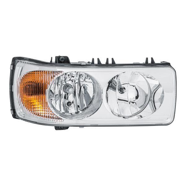 HELLA: Original Autoscheinwerfer 1EJ 247 046-041 (Links-/Rechtsverkehr: für Rechtsverkehr, Fahrzeugausstattung: für Fahrzeuge ohne Leuchtweiteregelung)