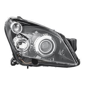 E11779 HELLA Höger, D2S (Gasurladdningslampa), PY21W, W5W, H7, med ställmotor för lysviddsreglering, utan gasurladdningslampa, utan förkopplingsdon, utan tändanordning, glasklar, Bi-Xenon, Halogen, med glödlampa Vänster-/Högertrafik: för högertrafik, Fordonsutrustning: fordon utan adaptivt kurvljus AFS Huvudstrålkastare 1EL 008 700-321 köp lågt pris