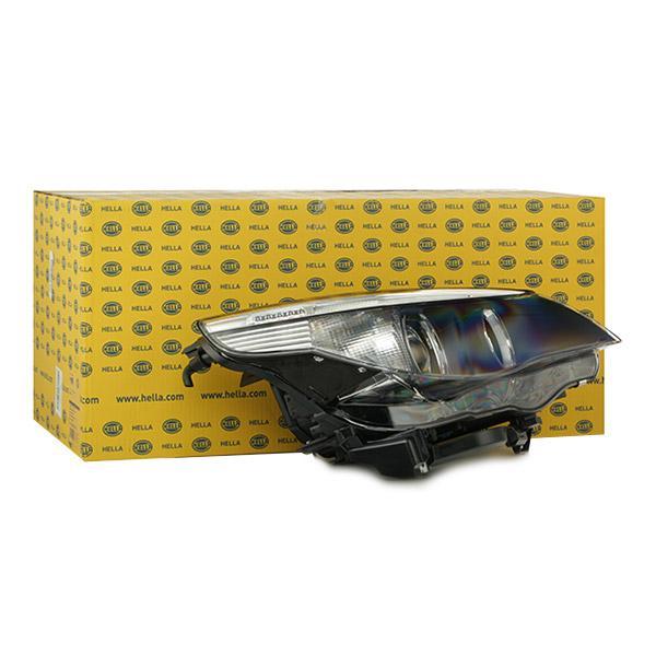HELLA: Original Autoscheinwerfer 1EL 163 074-011 (Links-/Rechtsverkehr: für Rechtsverkehr, Fahrzeugausstattung: für Fahrzeuge mit Kurvenlicht)
