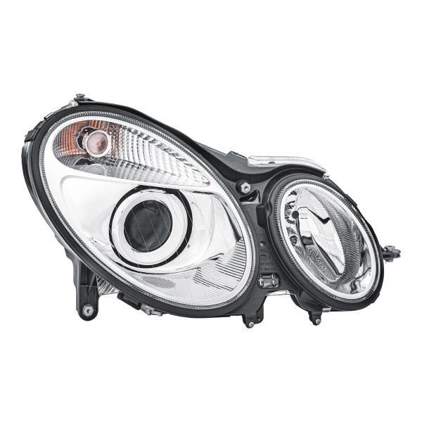 HELLA: Original Scheinwerfer Set 1ES 008 369-481 (Links-/Rechtsverkehr: für Rechtsverkehr, Fahrzeugausstattung: für Fahrzeuge mit Kurvenlicht)