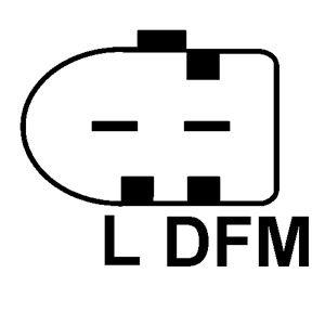 Original AUDI Lichtmaschinenregler 231103