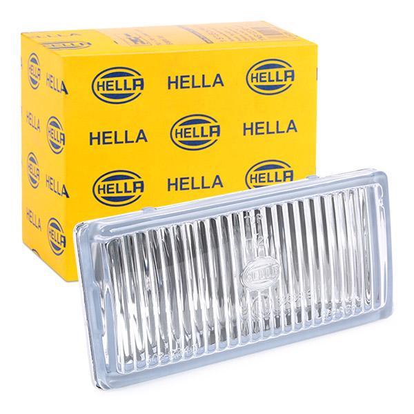 1NB123581001 Сменяема част на фар, фар за мъгла HELLA 014075 - Голям избор — голямо намалание