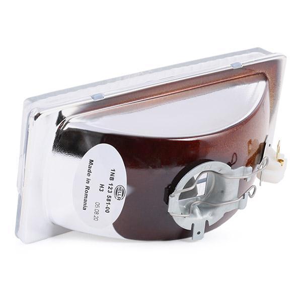 1NB123581-001 Сменяема част на фар, фар за мъгла HELLA - на по-ниски цени
