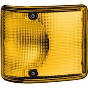Comprare E142743 HELLA Sx, Dx, con portalampada, giallo Tipo lampada: P21W Indicatore direzione 2BA 005 407-001 poco costoso