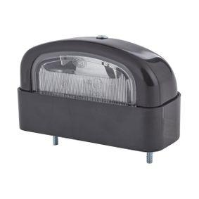 Hella 2KA 001 610-001 Piloto de matr/ícula
