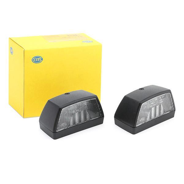 Licence Plate Light HELLA 2KA 003 389-061 Reviews