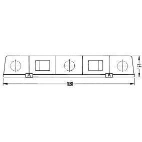 2RL005390001 Proiettore rotante HELLA 2RL 005 390-001 - Prezzo ridotto