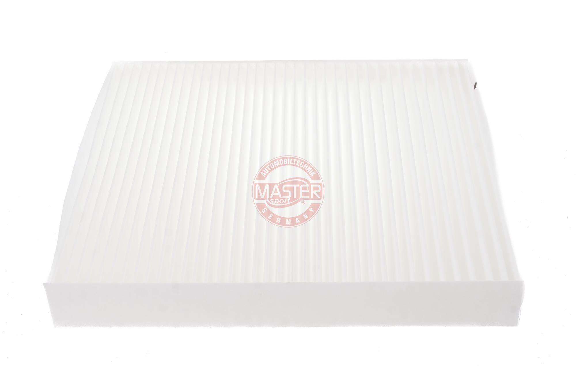 420023450 MASTER-SPORT Partikelfilter Breite: 200mm, Höhe: 30mm, Länge: 222mm Filter, Innenraumluft 2345-IF-PCS-MS günstig kaufen