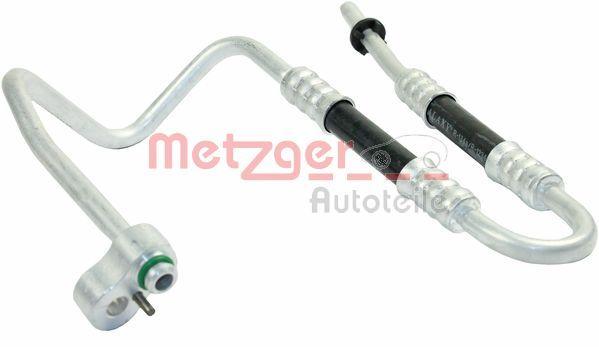 METZGER | Hochdruck- / Niederdruckleitung, Klimaanlage 2360049