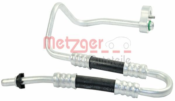 METZGER   Hochdruck- / Niederdruckleitung, Klimaanlage 2360049