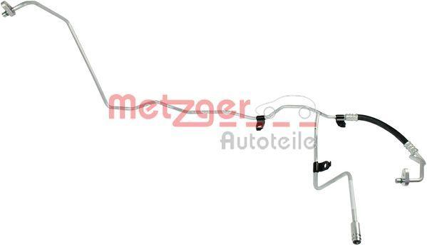 RENAULT SCÉNIC 2017 Niederdruckleitung - Original METZGER 2360054