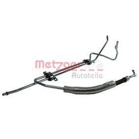 2361012 METZGER von Hydraulikpumpe nach Lenkgetriebe, ohne Überwurfmutter, ORIGINAL ERSATZTEIL Hydraulikschlauch, Lenkung 2361012 günstig kaufen