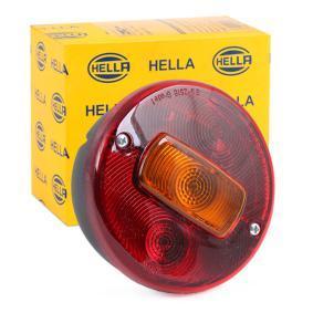 K53397 HELLA ohne Glühlampen Heckleuchte 2SD 001 679-001 günstig kaufen