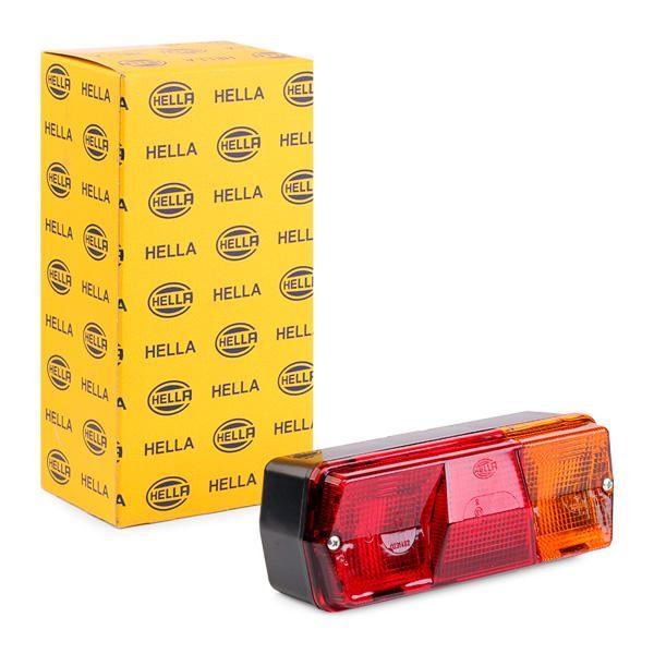 Kombinationsbackljus HELLA 2SD 001 680-281 Recensioner