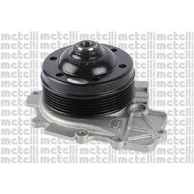 Comprare 24-1279 METELLI per trasmissione cinghia Poly-V, con guarnizione Pompa acqua 24-1279 poco costoso