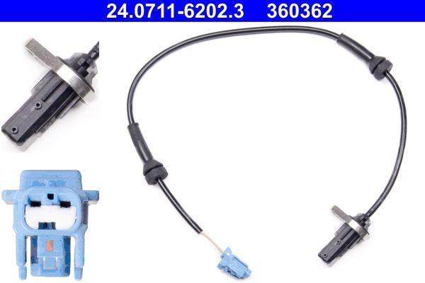 Original JEEP ABS Sensor 24.0711-6202.3