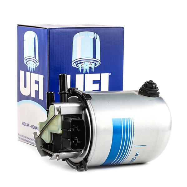 24.095.01 Kütusefilter UFI — vähendatud hindadega soodsad brändi tooted