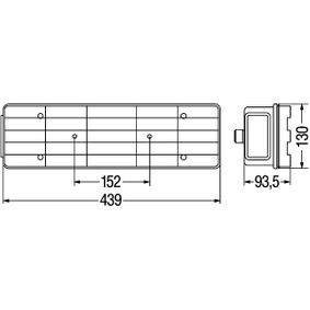 2SK340101001 Heckleuchte HELLA 026196 - Große Auswahl - stark reduziert