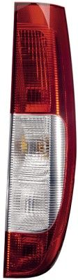 Rear lights 2SK 964 596-011 HELLA — only new parts