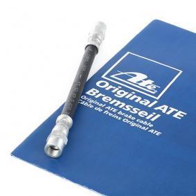 Achat de ATE Longueur: 164mm, Filetage intérieur 1: M10x1mm Flexible de frein 24.5201-0164.3 pas chères