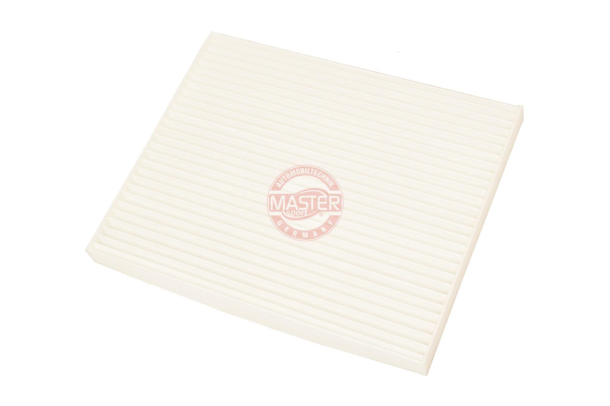 420240040 MASTER-SPORT Partikelfilter Breite: 238mm, Höhe: 20mm, Länge: 194mm Filter, Innenraumluft 24004-IF-PCS-MS günstig kaufen