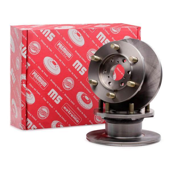 MASTER-SPORT: Original Bremsscheiben 24011401102-PCS-MS (Ø: 267mm, Lochanzahl: 6, Bremsscheibendicke: 14,2mm)