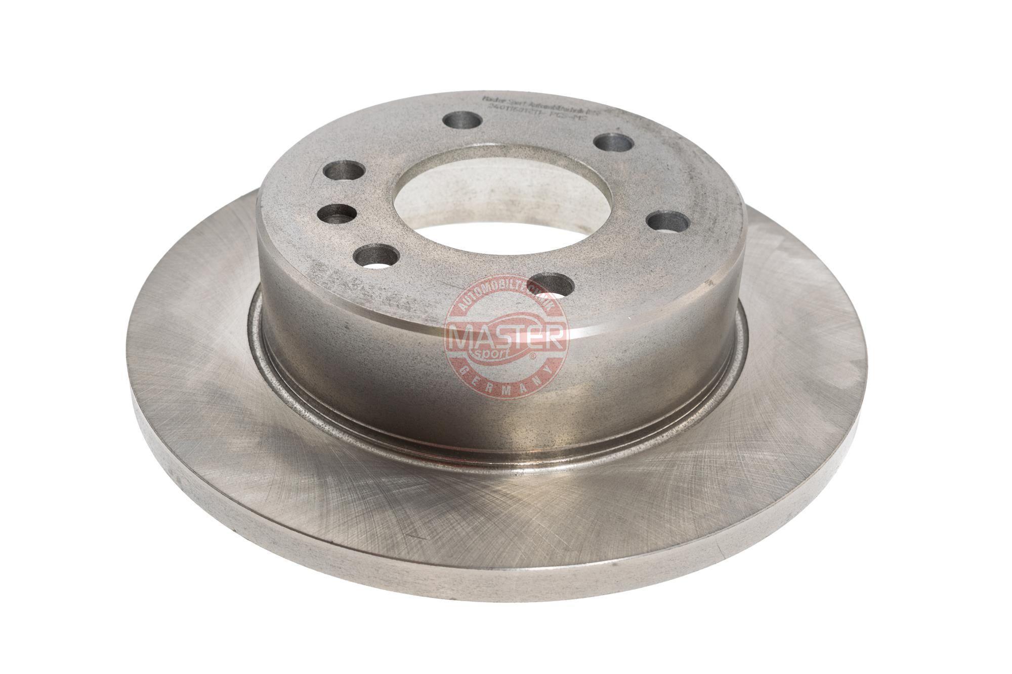 Achetez Disques de frein MASTER-SPORT 24011601211-PCS-MS (Ø: 298mm, Nbre de trous: 6, Épaisseur du disque de frein: 16,0mm) à un rapport qualité-prix exceptionnel