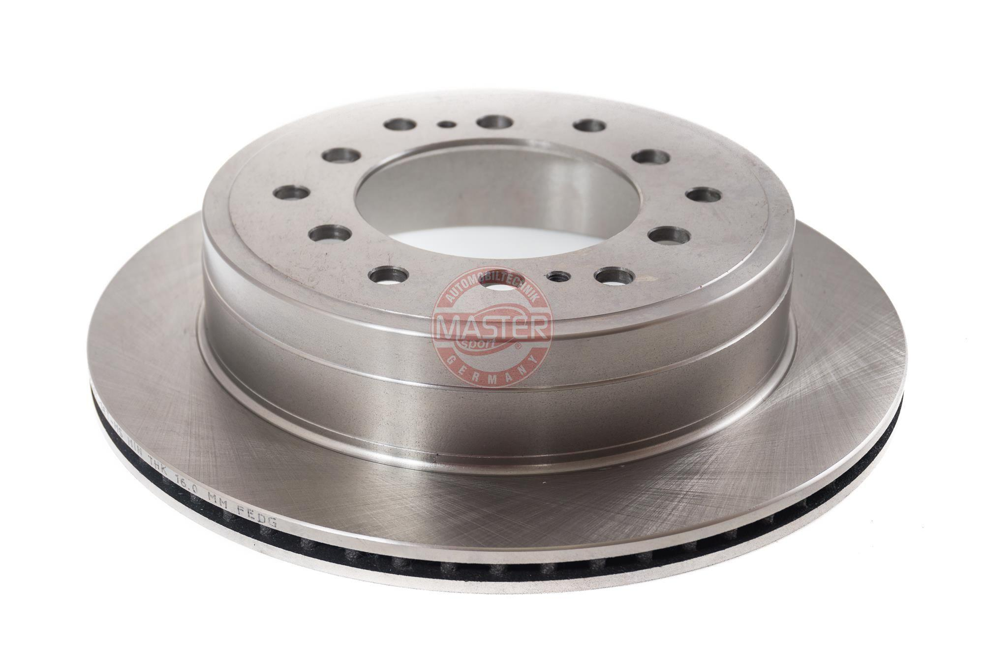 Bremsscheiben MASTER-SPORT 24011807091-PCS-MS