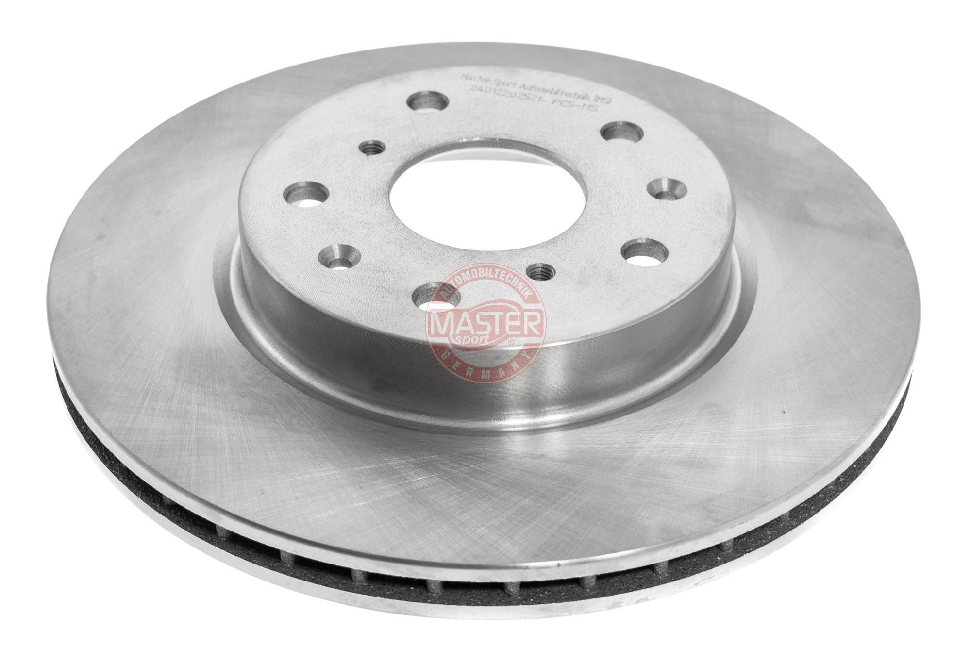 Bremsscheibe MASTER-SPORT 24012202521-PCS-MS Bewertungen