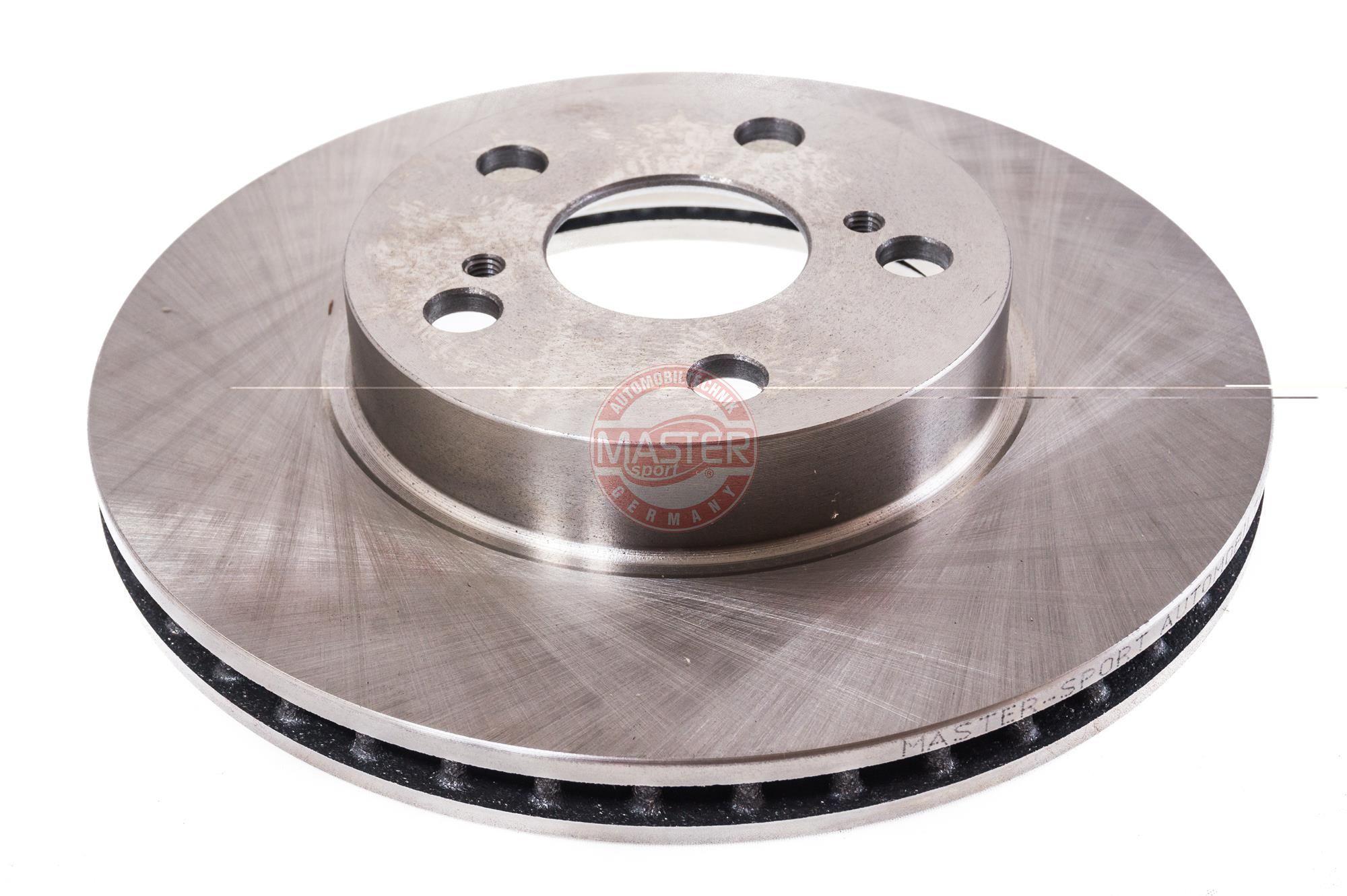 Bremsscheiben MASTER-SPORT 24012202581-PCS-MS