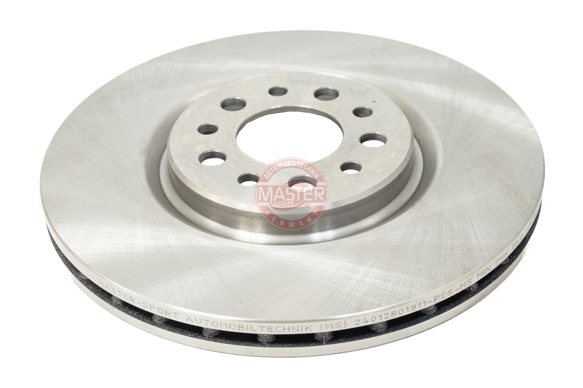 Bremsscheibe MASTER-SPORT 24012801911-PCS-MS Bewertungen