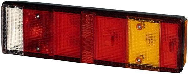 12V//24V HELLA 2ZR 008 221-051 Luce di retromarcia P21W interno Montaggio