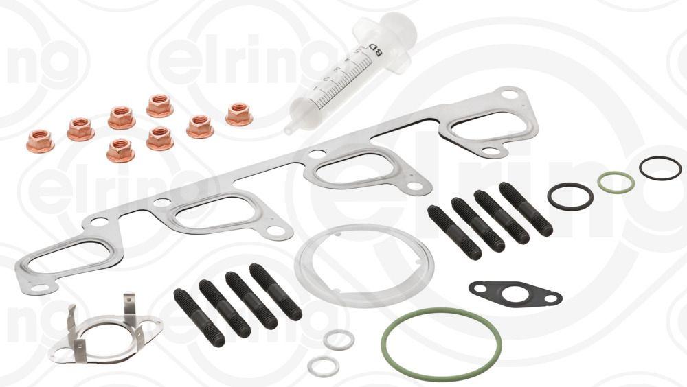 03L253056RX ELRING mit Dichtungen, mit Montageanleitung, mit Schrauben Montagesatz, Lader 244.441 günstig kaufen