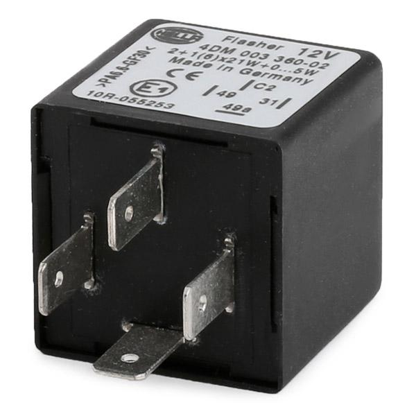 4DM 003 360-021 Flasher Unit HELLA - Cheap brand products