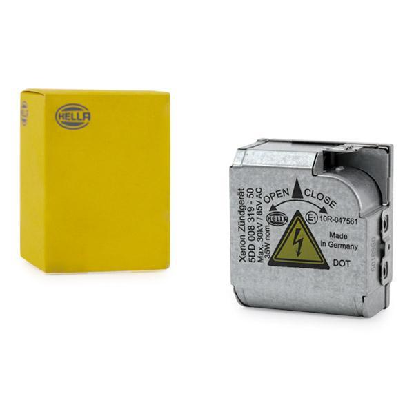 Tennapparat, gassutladningslampe HELLA 5DD 008 319-501 Anmeldelser