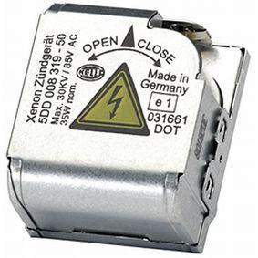 5DD008319-501 Arrancador, lâmpada de descarga de gás HELLA - Experiência a preços com desconto