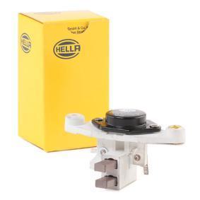 Nennspannung 12V HELLA 5DR 004 241-111 Generatorregler