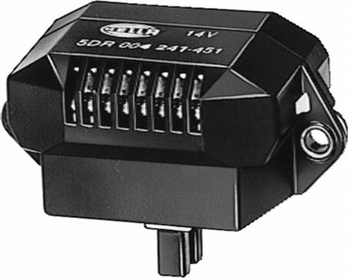 Original AUDI Regler Lichtmaschine 5DR 004 241-451