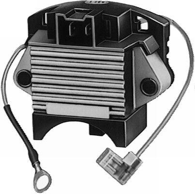 HELLA: Original Lichtmaschinenregler 5DR 004 241-721 (Nennspannung: 12V, Betriebsspannung: 14,4V)