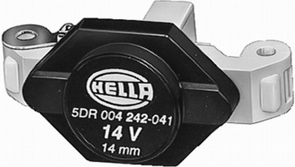 OE Original Generatorregler 5DR 004 242-041 HELLA