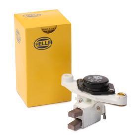 050628 HELLA nominell spänning: 12V, Driftspänning: 14,5V Generatorregulator 5DR 004 242-061 köp lågt pris