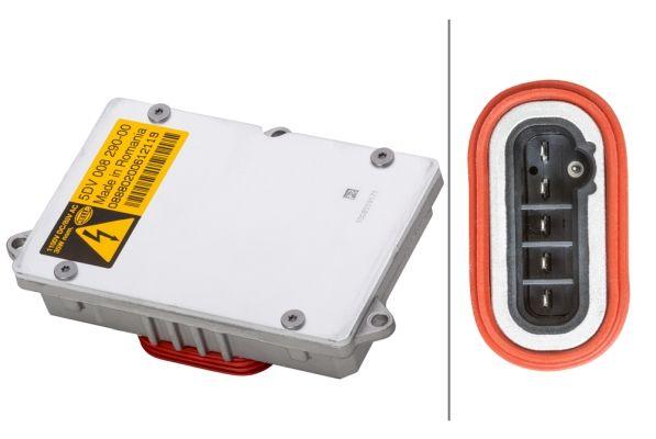 5DV 008 290-004 HELLA Vorschaltgerät, Gasentladungslampe - online einkaufen