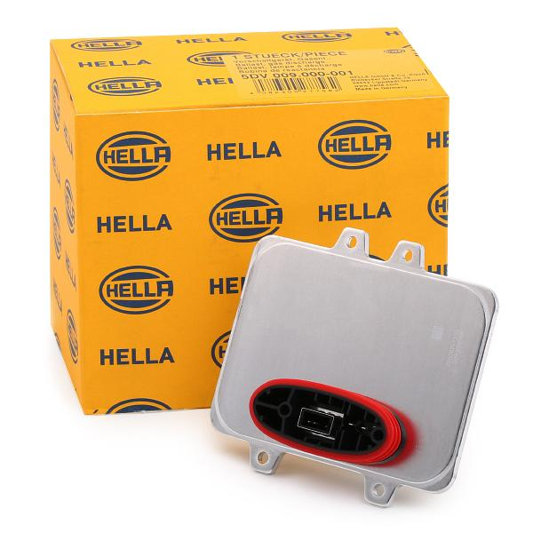 5DV 009 000-001 HELLA Unitate de comanda, lampa cu descarcare pe gaz - cumpărați online