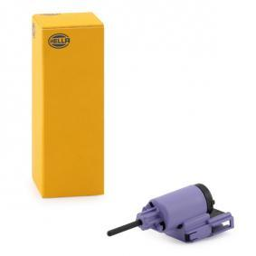 6DD 008 622-731 HELLA Número de conexiones: 4 Interruptor luces freno 6DD 008 622-731 a buen precio