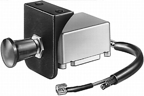 NISSAN MURANO Warnblinkschalter - Original HELLA 6HD 002 535-101