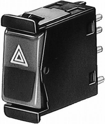 Original NISSAN Warnblinkschalter 6HH 003 631-021