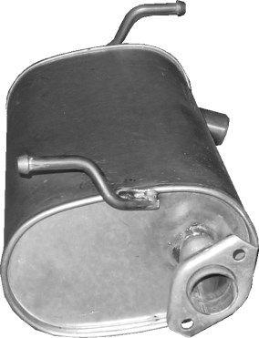 Original Nachschalldämpfer 25.55 Suzuki