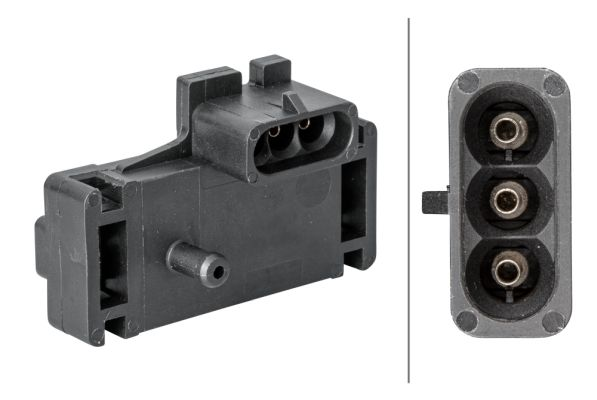 HELLA Sensor, Ladedruck 6PP 009 400-221